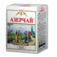 Чай черный AZERCAY 100 гр с чабрецом Азербайджан