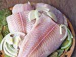 Филе рыбы свежемороженой