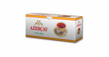 Азерчай бергамонт 25 пакетиков Азербайджан